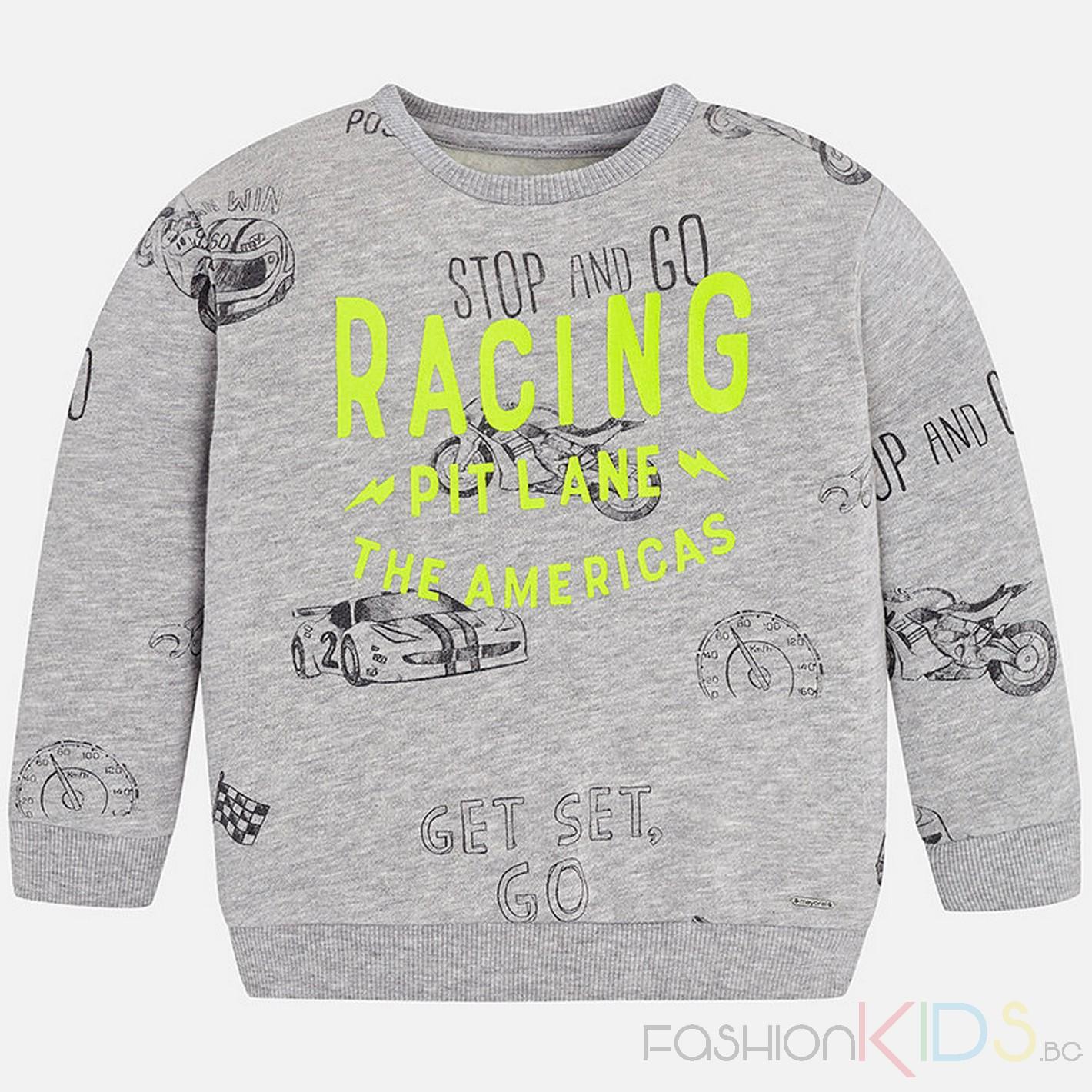 a23ad5a14e8 Детска блуза за момче с дълъг ръкав MAYORAL | Fashionkids.bg
