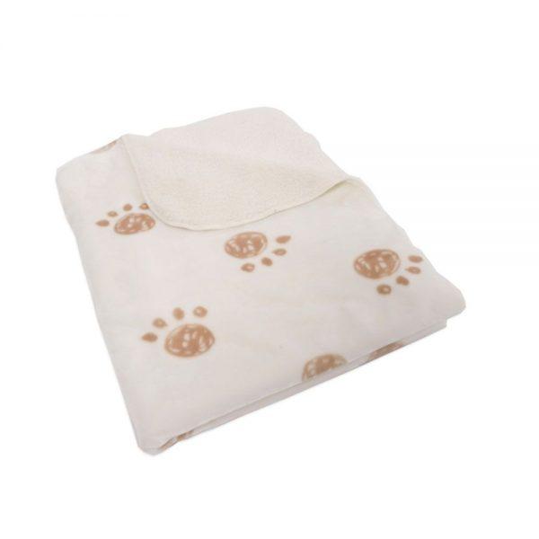 Kikka Boo Бебешко одеяло с шерпа PAWS