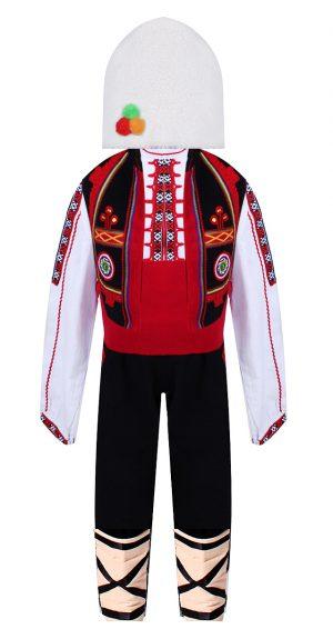 Детска северняшка народна носия
