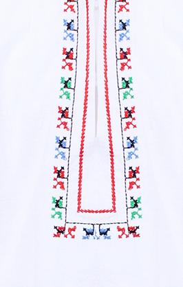 Детска народна риза
