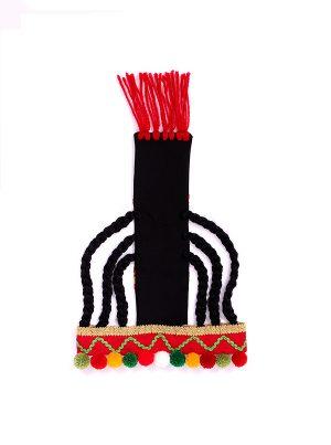 Детски косичник за северняшка народна носия за момиче