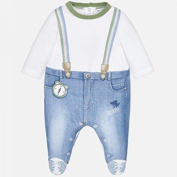 Бебешки гащеризон за момче от колекция Пролет- Лято 2019 на MAYORAL.