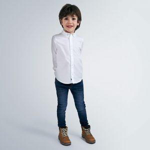 Детски изчистени slim fit дънки за момче от Колекция Есен- Зима 20/21 на MAYORAL